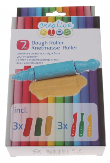 Creative Kids kleiset Roller 7 delig