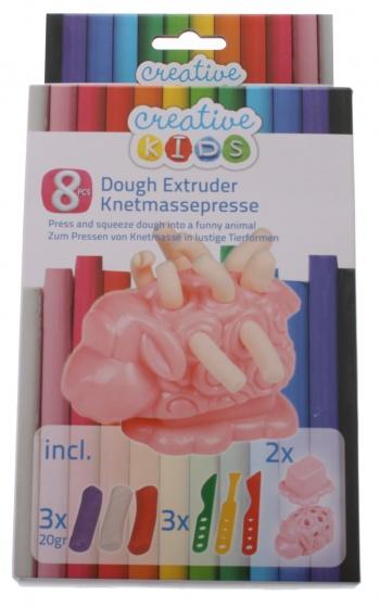 Creative Kids kleiset Schaap 8 delig multicolor