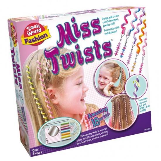 Creative Miss Twists sieraden voor jouw haar