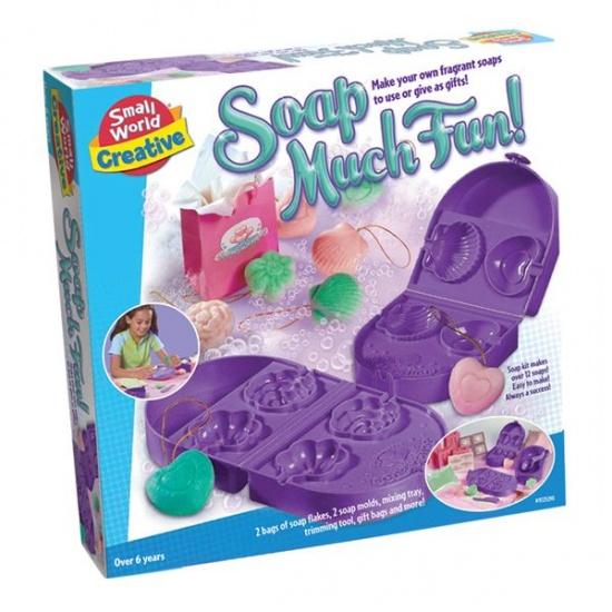 Creative Soap Much Fun maak jouw eigen zeep