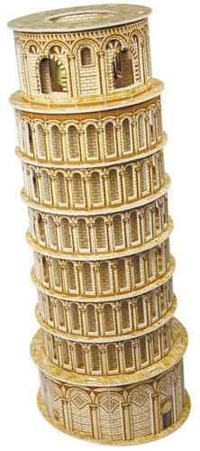 3D Puzzel Toren van Pisa 30 delig