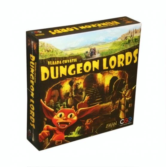 Czech Games Edition gezelschapsspel Dungeon Lords (en)