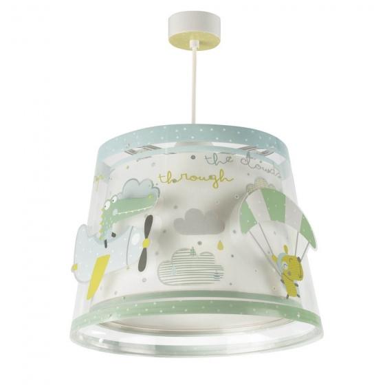 Dalber hanglamp A Little Trip 26 cm wit kopen