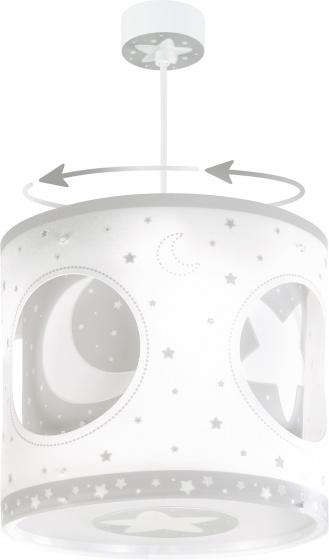 dalber hanglamp draaiend moonlight 26 5 cm grijs kopen. Black Bedroom Furniture Sets. Home Design Ideas
