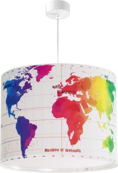 Dalber hanglamp Map 33 cm wit kopen