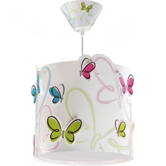 Dalber hanglamp Shade Butterfly 25 cm wit kopen