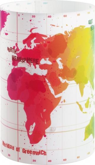 Dalber tafellamp Map 23 cm wit kopen