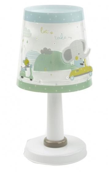Dalber tafellamp A Little Trip 30 cm wit kopen