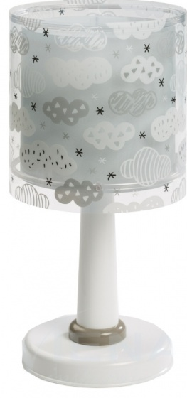 Dalber tafellamp Clouds 30 cm grijs kopen