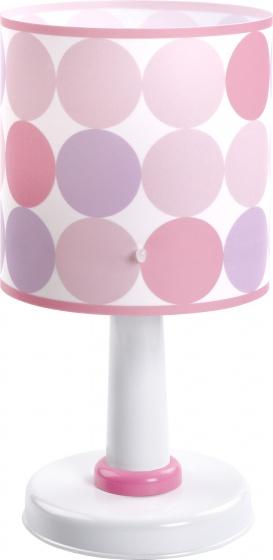 Dalber tafellamp Colors 30 cm roze kopen