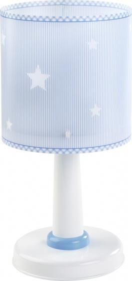 Dalber tafellamp Sweet Dreams 29 cm blauw kopen