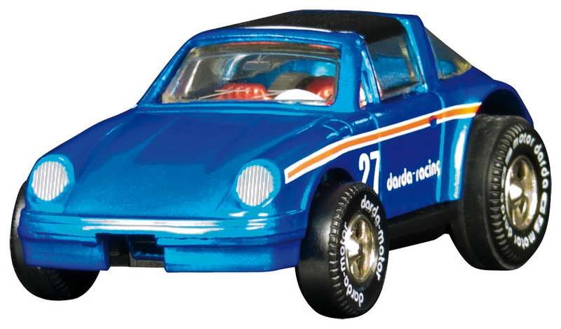 Darda Porsche Targa DIE Cast Sportwagen