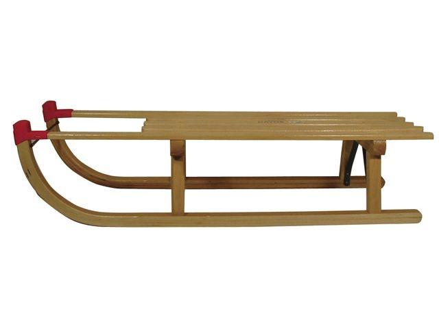 Nijdam Davos houten slee 100 cm