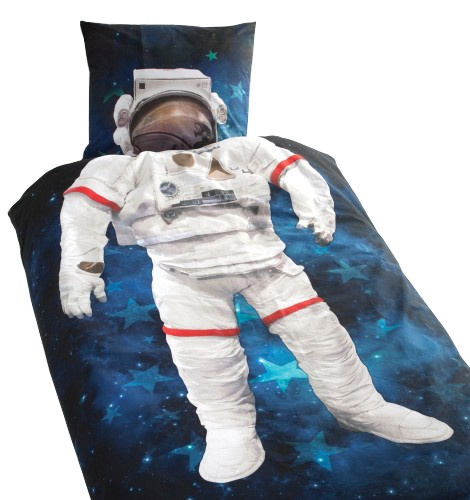 DAY Dream Dekbedovertrek Astronaut 140 X 200 cm