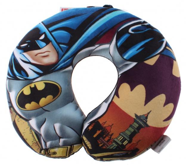 DC Comics nekkussen Batman 28 x 30 cm multicolor/zwart