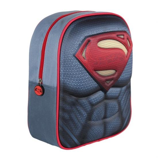 DC Comics Rugzak Superman 3D Blauw 31 cm