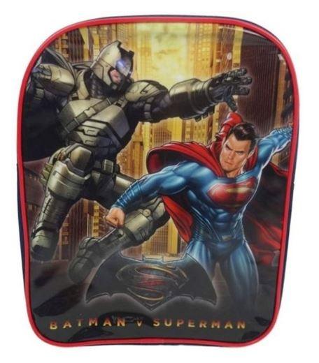 DC Rugzak Batman VS Superman Blauw 24 x 9 x 30 cm