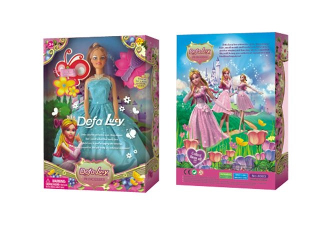 Defa Lucy Pop Princess