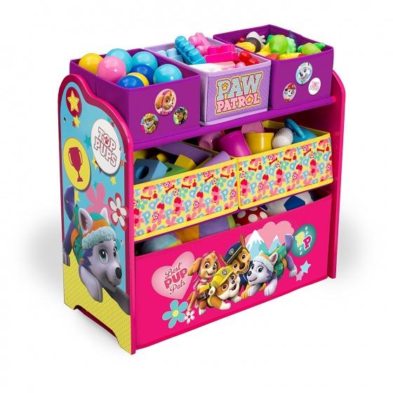 Delta Kids Paw Patrol storage cabinet 64 x 30 x 69 cm - Internet-Toys