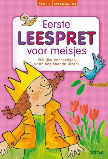 Deltas Eerste leespret voor meisjes
