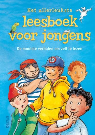 Deltas Het allerleukste leesboek voor jongens