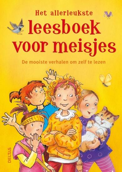 Deltas Het allerleukste leesboek voor meisjes