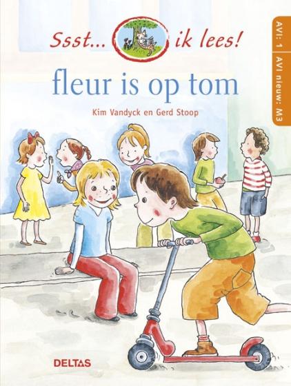Fleur is op Tom 32
