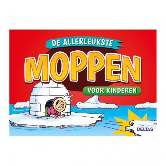 Deltas moppenboek Allerleukste moppen voor kinderen 14 cm