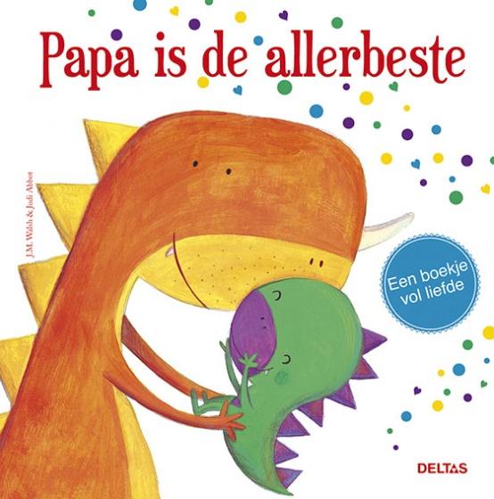 Deltas prentenboek papa is de allerbeste 19 cm