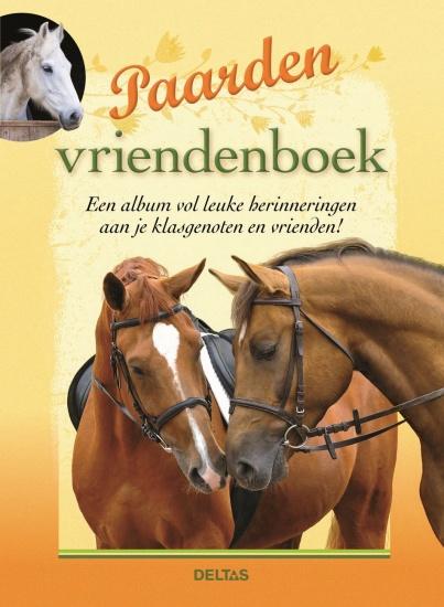Deltas Vriendenboek Paarden