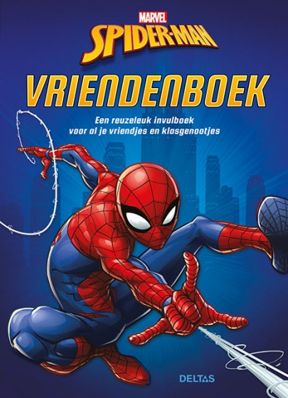 book of friends Spider-Man