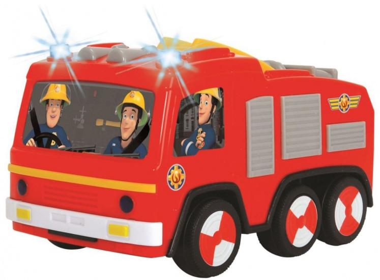 Dickie Toys RC Brandweerman Sam Jupiter 14 cm