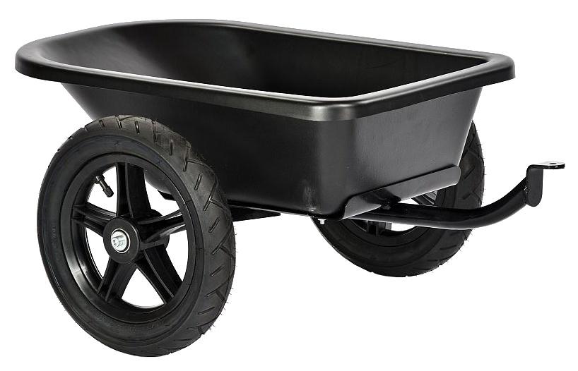 Dino Cars Aanhanger Mini Dump Voor Skelter Zwart