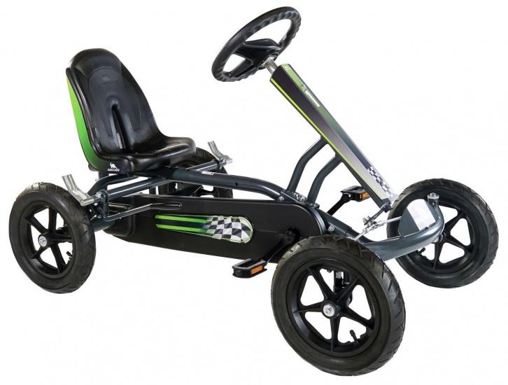 Dino Cars Kids Skelter Speedy Zwart