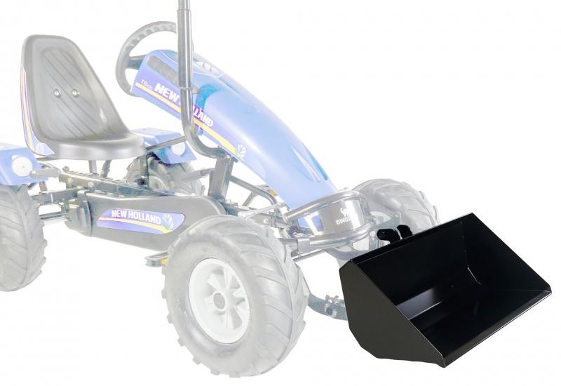 Dino Cars Loaderbak 03177 Voor Skelter