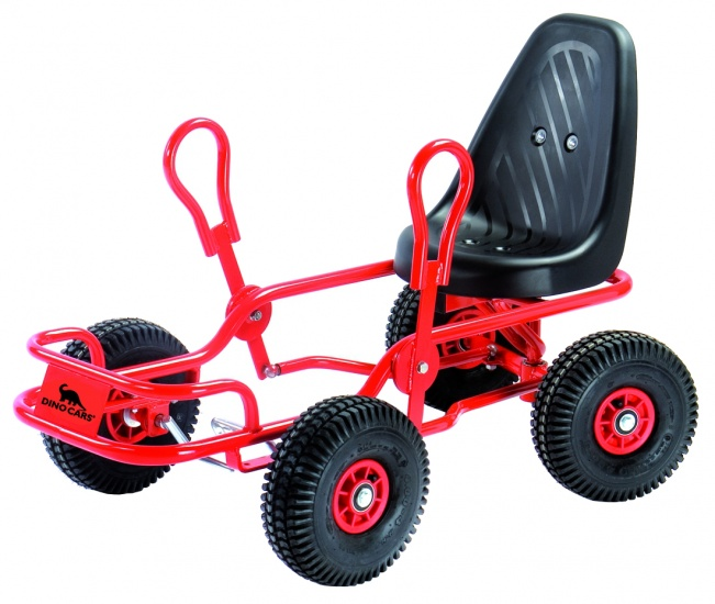Dino Cars Skelter Buggy 0215 Junior Rood