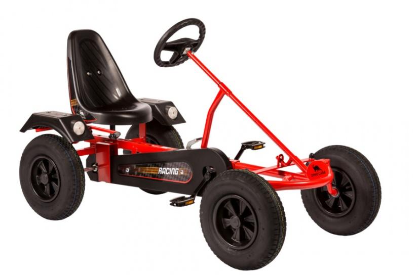 Dino Cars Skelter Klassiek AF Rood / Zwart