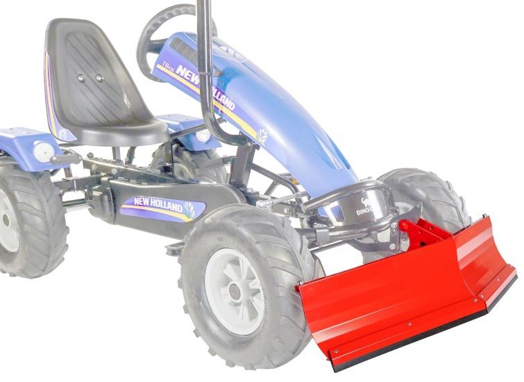 Dino Cars Sneeuwschuiver 03179 Voor Skelter