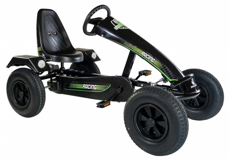Dino Cars Super Sport Skelter Met Racebanden Zwart