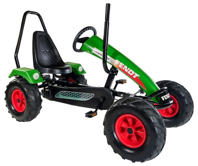 Dino Cars Tractor Skelter Fendt BF3 Groen