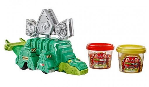 Dreamworks Dinotrux Munchin Machine: Garby