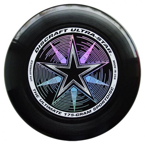 Discraft frisbee Sky Styler 27 cm zwart