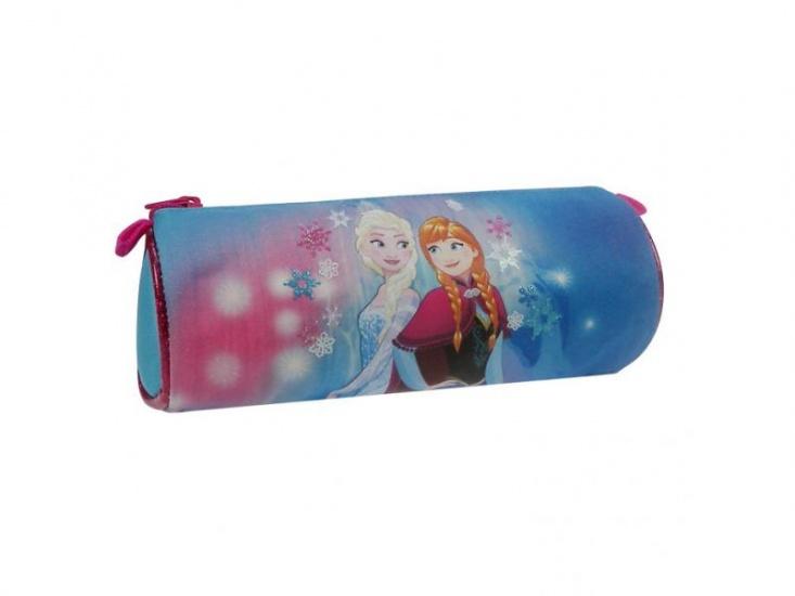Disney etui Frozen Northern Lights Blauw 7 x 20 x 7 cm