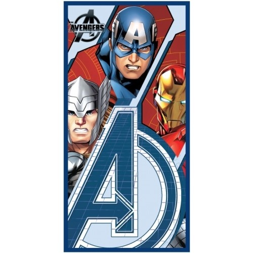 Marvel Avengers Force Badlaken 70 X 140 cm
