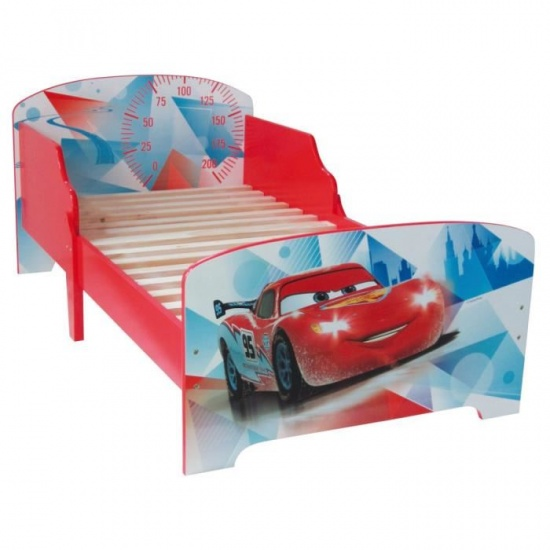 Disney Bed Cars 77 x 144 x 59 cm