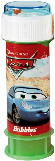 Disney Bellenblaas Cars: 60 ml