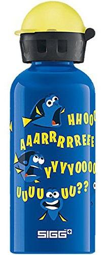 Disney bidon Finding Dory 400 ml blauw