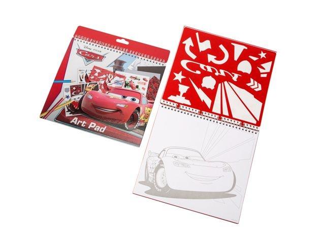 Disney Knutselboek Cars 26x24