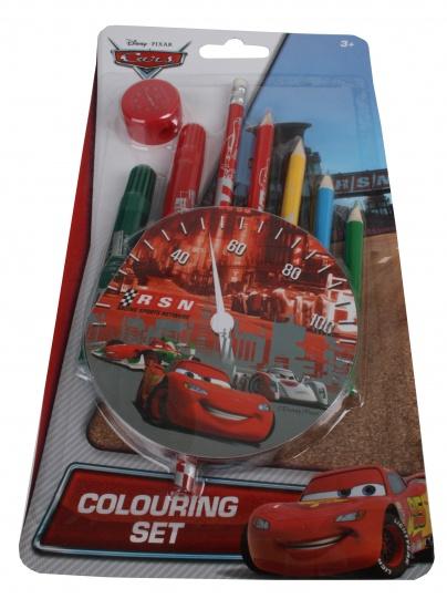 Disney Cars Fun Kleurset 10 delig