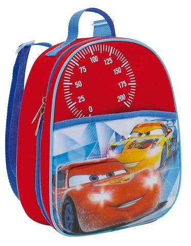 Disney Cars Kinder koelrugzak 3D rood 25 x 21 x 13 cm